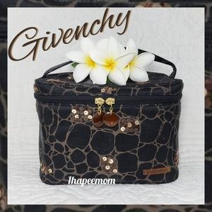 Givenchy Cosmetic Bag Sequins Large Authentic